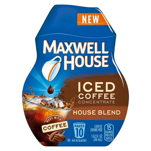 Maxwell Squeeze House Blend 12/8oz