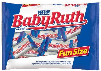 Baby Ruth Fun Size 12/11.5oz