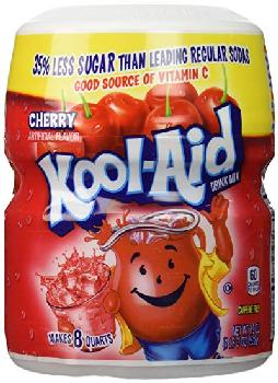 Kool Aid Cherry 12/19oz