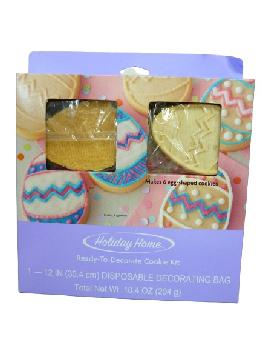 Egg Cookies Decorate Kit 8/10.4oz
