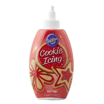 Red Bic Cookie Icing 36/9oz