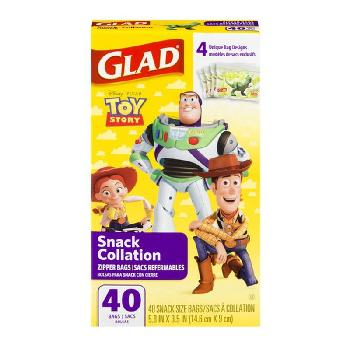 Glad Sandwich Toy 7/40ct