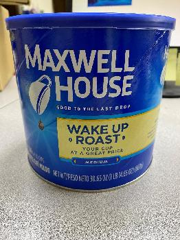 Maxwell House Grand Wake UP RST 6/30.65oz