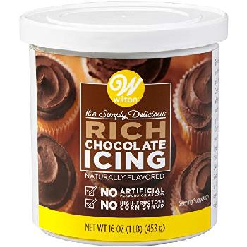 Rich Chocolate Decorating Icing 6/16oz