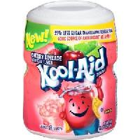 Kool Aid Drink Mix Cherry Limeade 12/19oz