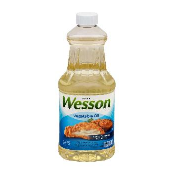 Wesson Canola Oil and Vegetable Oil  40/9-48oz